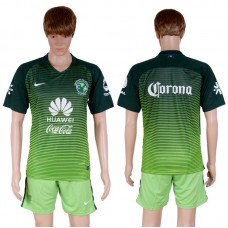2017-2018 Club Men America Second Away Suits Soccer Jersey