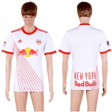 2017-2018 Club Men New York Red Bulls Home Aaa+ Soccer Jersey