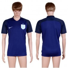 2017-2018 National Men England Away Aaa+ Soccer Jersey