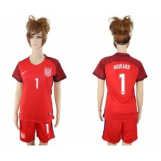 2017-2018 national women United States away 1 soccer jersey