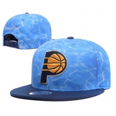 2018 NBA Indiana Pacers Snapback hat