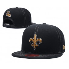 2018 NFL New Orleans Saints Snapback hat LT05052