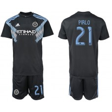 2018-2019 Men club New York City away 21 soccer jersey