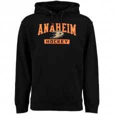 2016 NHL Anaheim Ducks Rinkside City Pride Pullover Hoodie - Black