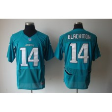 Jacksonville Jaguars 14 Blackmon Green Nike Elite Jerseys
