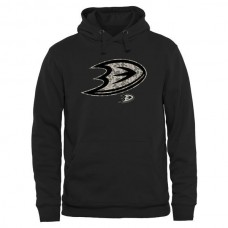 2016 NHL Mens Anaheim Ducks Black Rink Warrior Pullover Hoodie