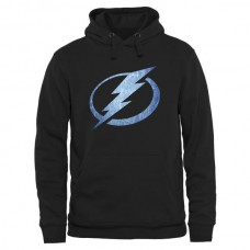 2016 NHL Tampa Bay Lightning Rinkside Pond Hockey Pullover Hoodie - Black
